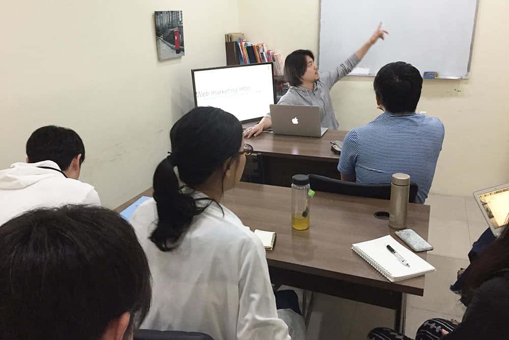 ウェブマーケティング講座