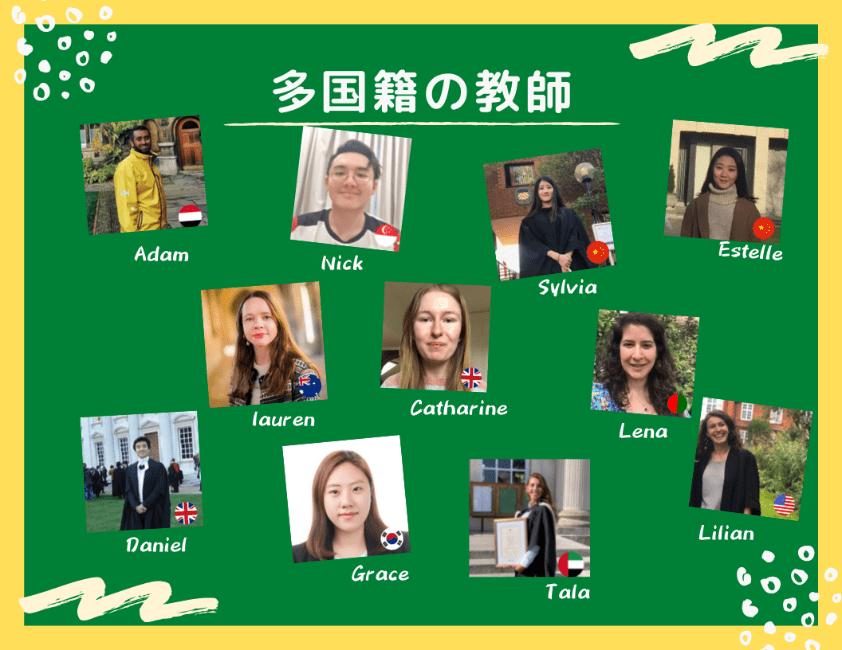 QQEnglish-SDGs-Group-Class 教師